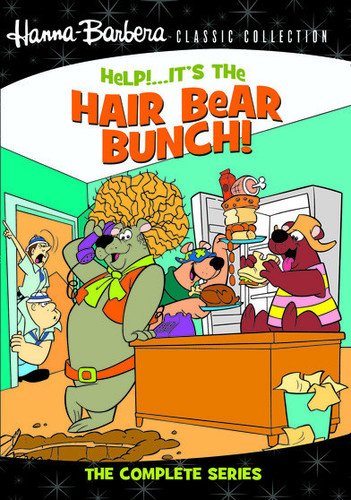 Help! It's the Hair Bear Bunch: The Complete Series