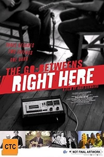 Go-Betweens - Right Here [Import DVD]