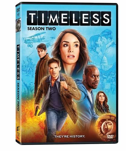 Timeless: Season Two