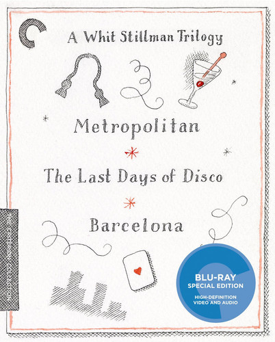 A Whit Stillman Trilogy (Criterion Collection)