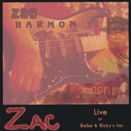 Zac Harmon - Live at Babe & Ricky's Inn