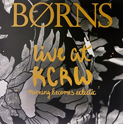 BORNS - Live on KCRWS Morning Becomes Eclectic