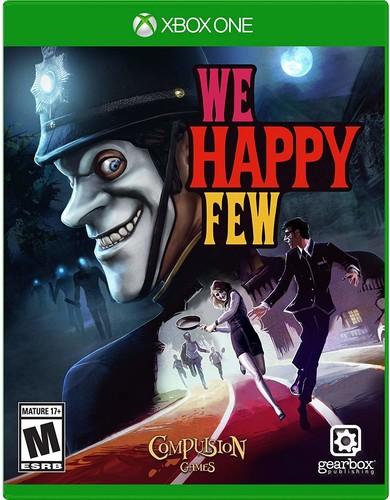 - We Happy Few for Xbox One