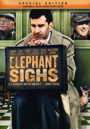 Elephant Sighs (With Book)