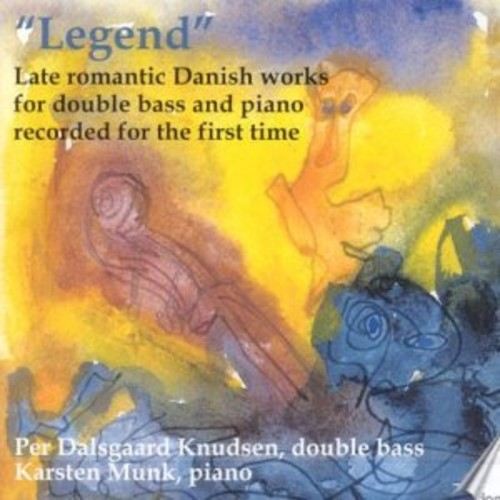Danish Works for Double Bass & Piano