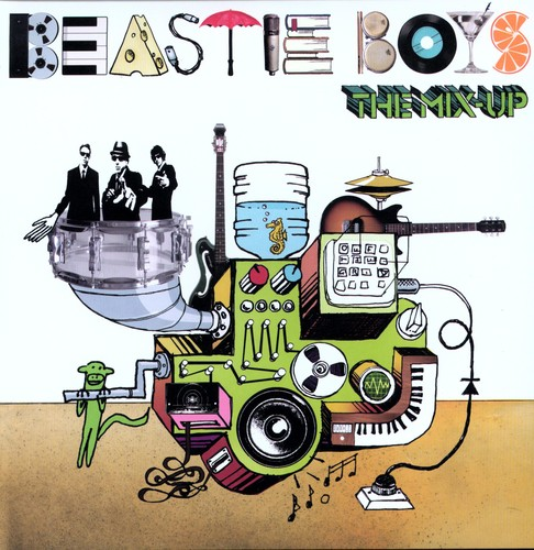 Beastie Boys - The Mix-Up [LP]