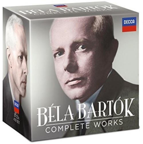 Bela Bartok: Complete Works