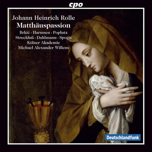 Johann Heinrich Rolle: Matthauspassion