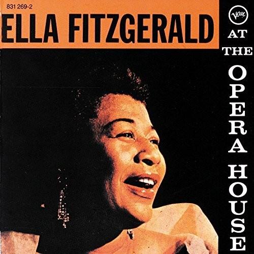 Ella Fitzgerald - At The Opera House (Bonus Track) (Gate) [180 Gram]