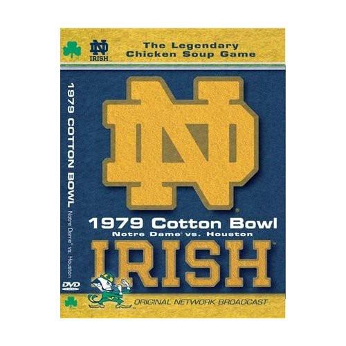 1979 Cotton Bowl Notre Dame