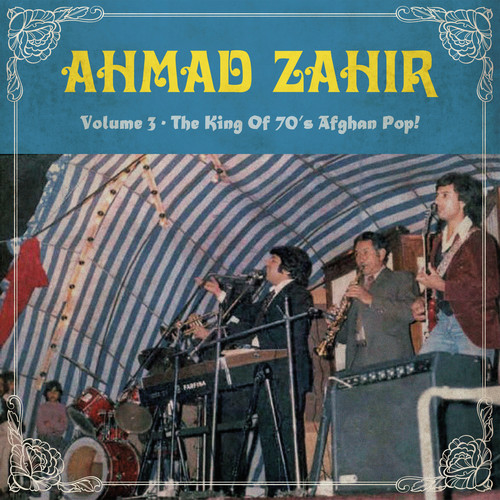 Volume 3 - The King Of 70s Afghan Pop