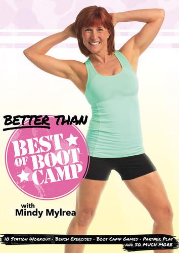 Mindy Mylrea: Better Than Best of Bootcamp