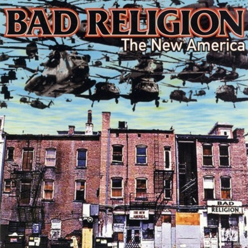 Bad Religion - The New America [LP]