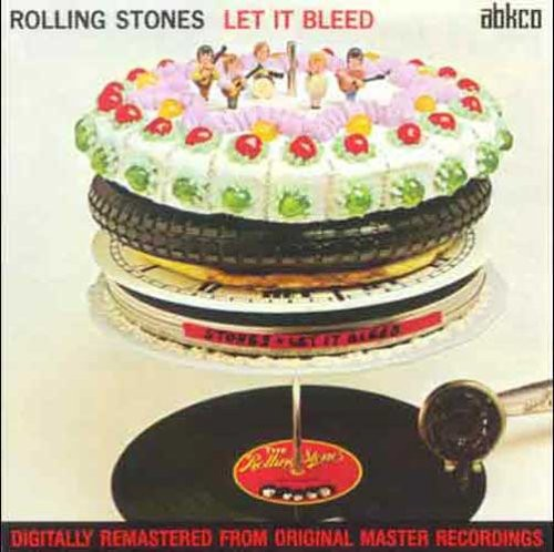 The Rolling Stones - Let It Bleed [Import]