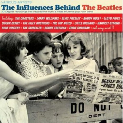 Influences Behind the Beatles /  Various [Import]