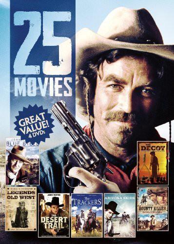 25-Movie Western, Vol. 1