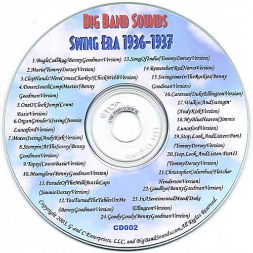 Swing Era 1936-1937