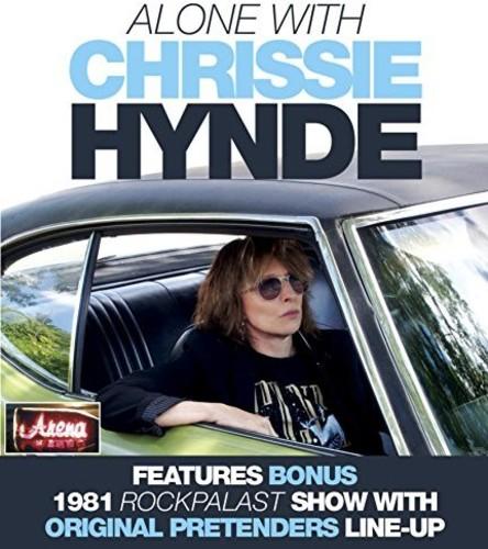 Chrissie Hynde - Alone With Chrissie Hynde [DVD]