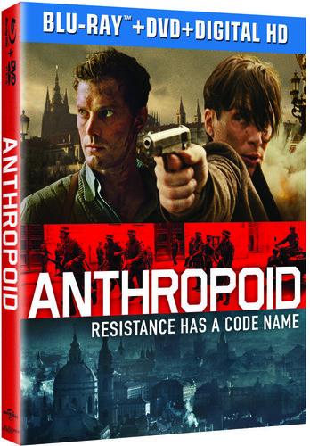 Anthropoid [UltraViolet] [Blu-ray/DVD] [2 Discs]