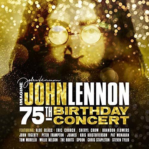 Various Artists - Imagine: John Lennon 75th Birthday Concert [2CD]