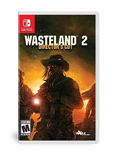 - Wasteland 2 for Nintendo Switch