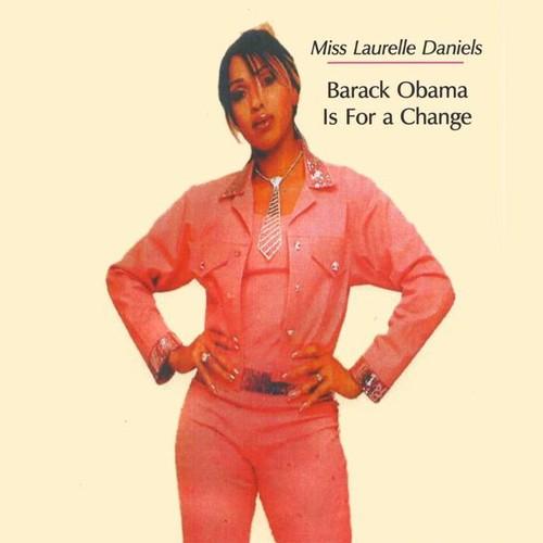 Barack Obama Is for a Change