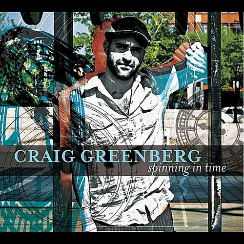 Craig Greenberg - Spinning In Time