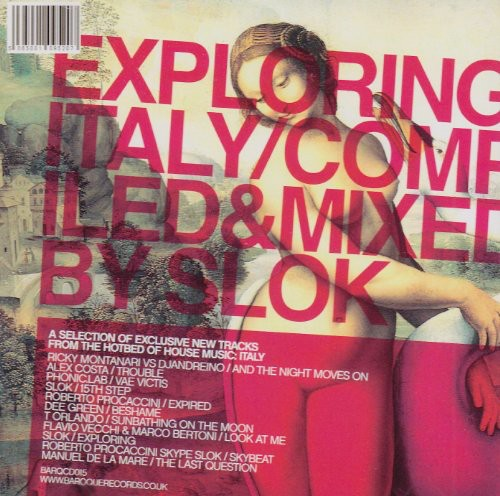 Exploring Italy Mixed By Slok [Import]