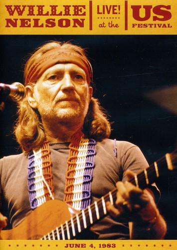Willie Nelson - Live at the US Festival, 1983