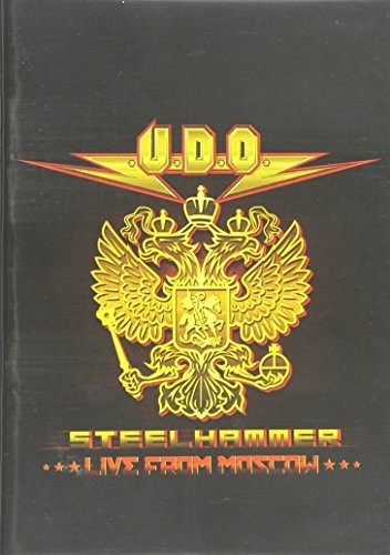 Steelhammer-Live From Moscow [Import]