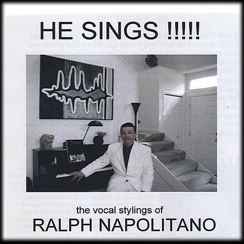 He Sings!