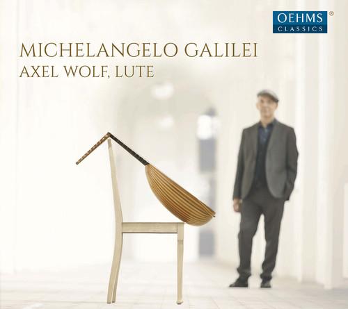 Axel Wolf - Axel Wolf Plays Michelangelo Galilei