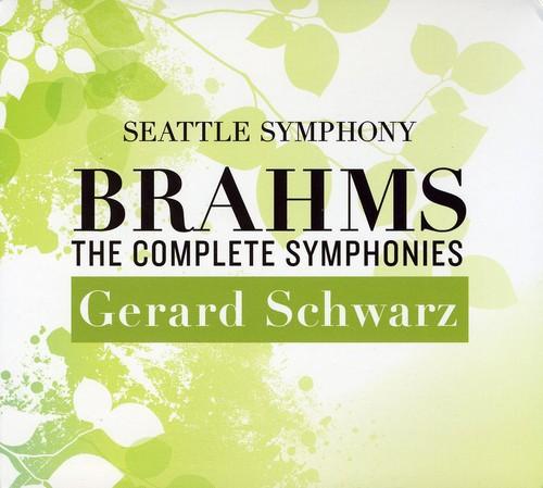 Seattle Symphony - Complete Brahms Symphonies