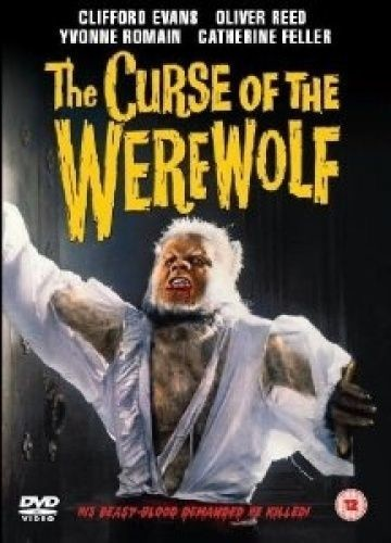 Curse of the Werewolf [Import]