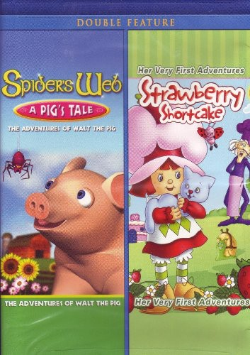 Strawberry Shortcake/ A Spider's Tale