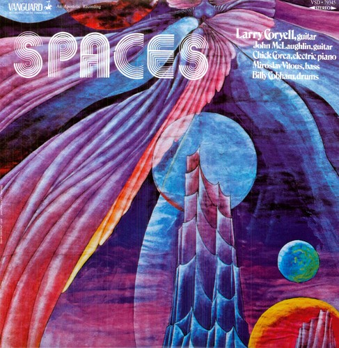 Spaces [Indy Only] [Remastered]