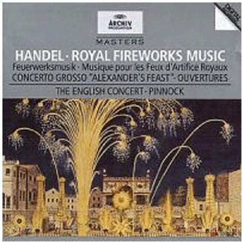 Royal Fireworks Music