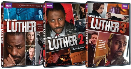Luther Complete Series