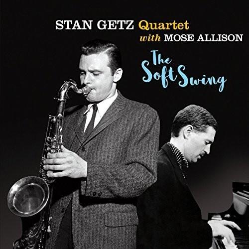 Stan Getz - Soft Swing + 11 Bonus Tracks (W/Book) (Spa)