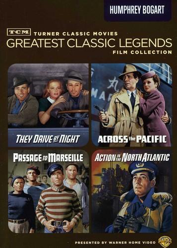 TCM Greatest Classic Legends Film Collection: Humphrey Bogart