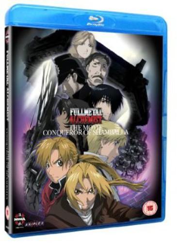 Fullmetal Alchemist the Movie: Conqueror of Shamba