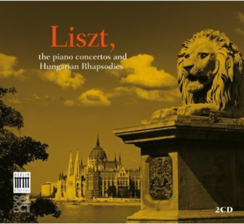 Piano Concertos & Hungarian Rhapsodies