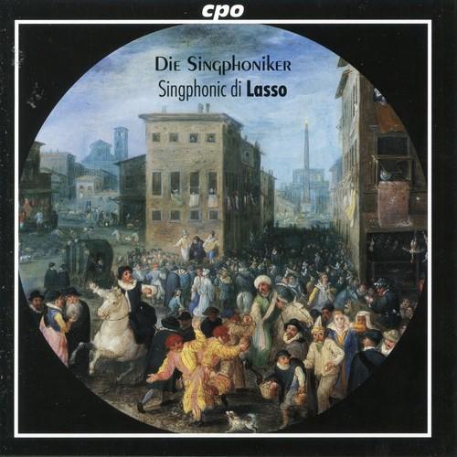 Die Singphoniker - Lieder Chansons Madrigals