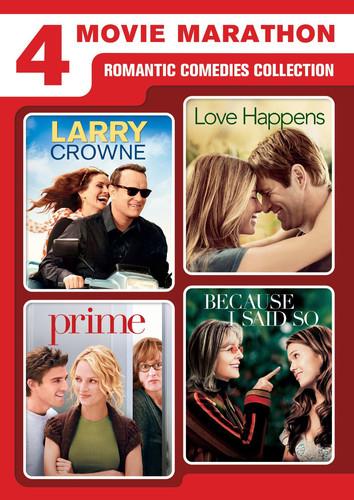 4-Movie Marathon: Romantic Comedies Collection