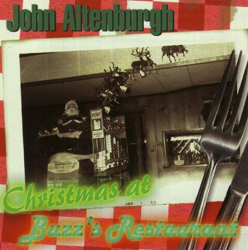 Christmas At Buzz's Restaurant