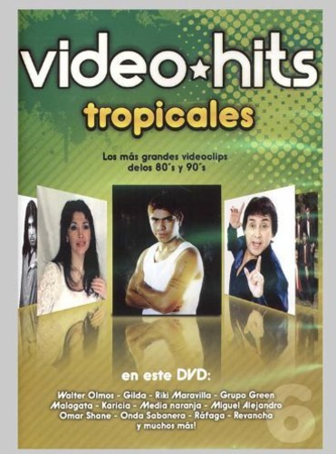 Vol. 6-Video Hits Tropicales [Import]