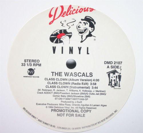 The Dips/ Class Clown/ Hard Rhymes
