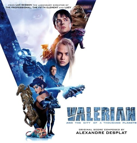 Various-Valerian & The City Of A Thousand Planets (Original Soundtrack)