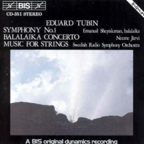 Balalaika Concerto /  Symphony 1