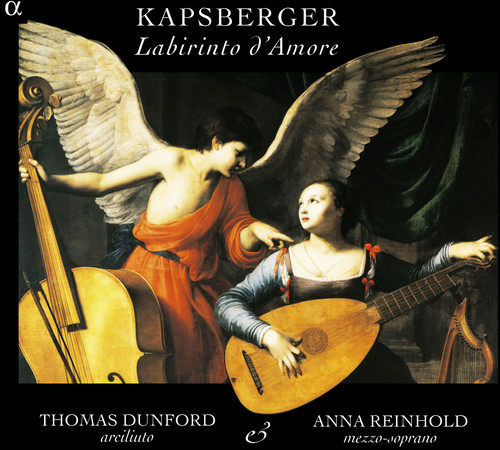 Kapsberger /  Caccini /  Strozzi : Labirinto D'amore